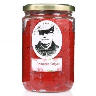 katkısız domates salçası