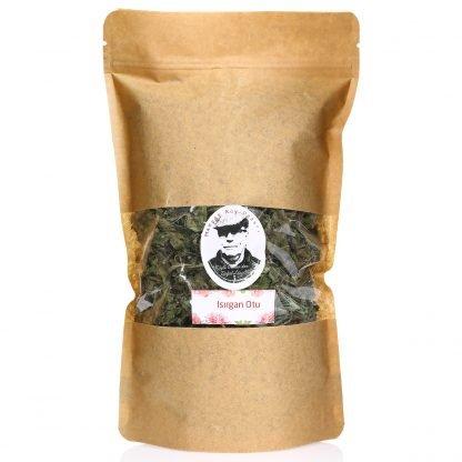 ormandan toplanmış ısırgan çayı