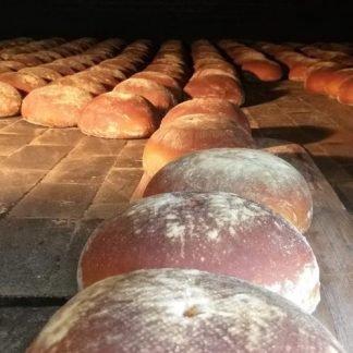 Katkısız Köy ekmeği