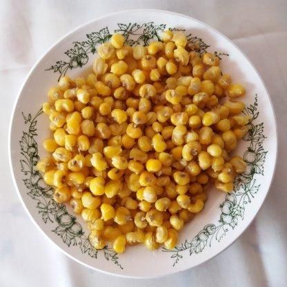 doğal haşlamalık mısır bardakta mısırın atası