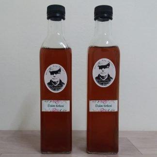doğal fermente üzüm sirkesi