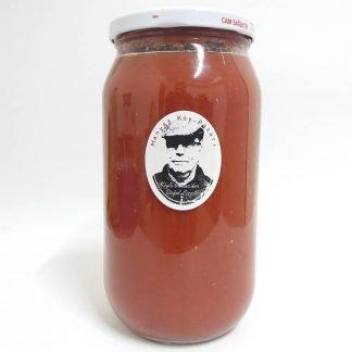 doğal katkısız domates püresi
