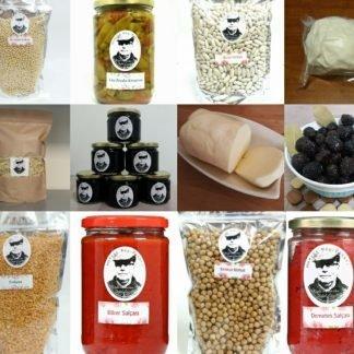 Ramazan için Gıda Paketi