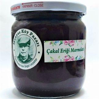 şekersiz çakal eriği marmelatı